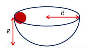 โจทย์ฟิสิกส์-การเคลื่อนที่แบบวงกลม-8