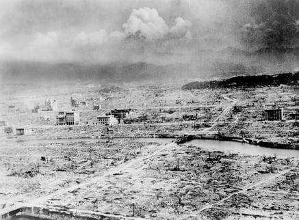 ฮิโรชิมา-ระเบิดนิวเคลียร์-สงครามโลกครั้งที่2