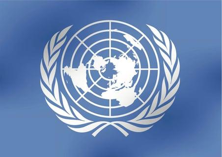 สัญลักษณ์-UN-องค์การระหว่างประเทศ